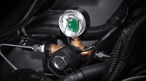 Датчик давления природного газа, NV350 Urvan CNG