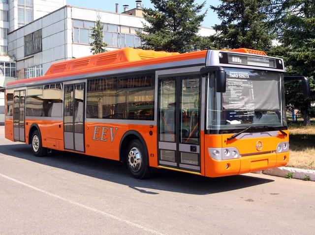 газовый автобус ЛИАЗ-529271