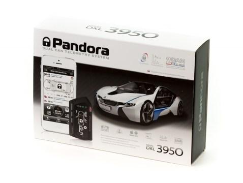 Автосигнализация Pandora DXL 3950, Екатеринбург