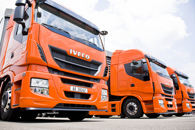 Iveco New Stralis Hi-Way LNG