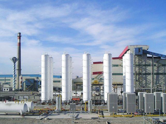Завод по сжижению природного газа