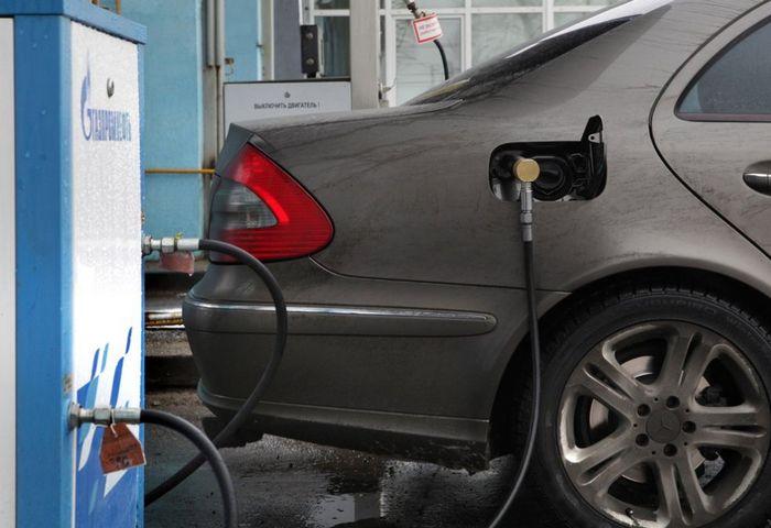 газовая заправка метаном