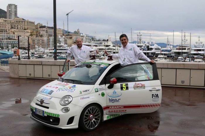 Ecomotori Fiat 500 CNG