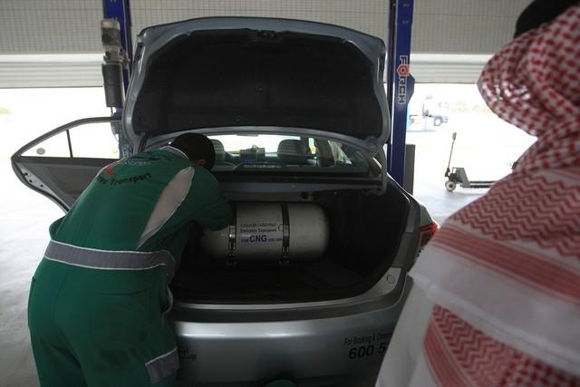 Переоборудование автомобилей на природный газ, CNG, ОАЭ