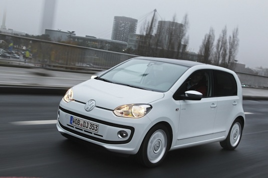 VW Up CNG