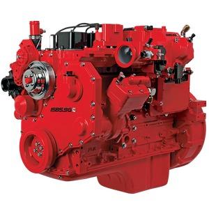 газовый двигатель Cummins ISB5.9 G