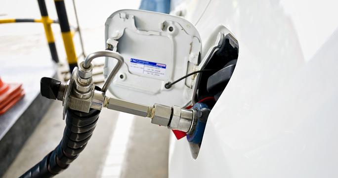 В 2015 году российские регионы закупят 1768 единиц газомоторной техники