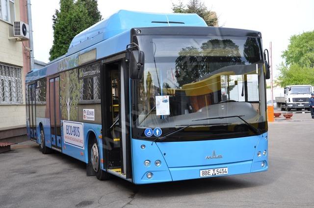 автобус МАЗ 203965 на метане