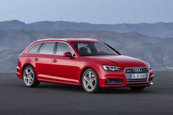 Audi A4 Avant g-tron на природном газе