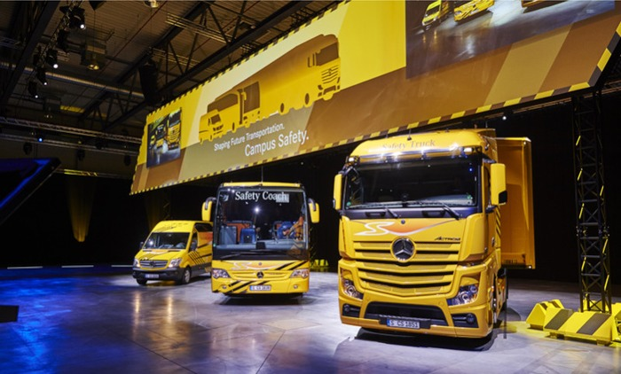 автомобили концерна Daimler AG