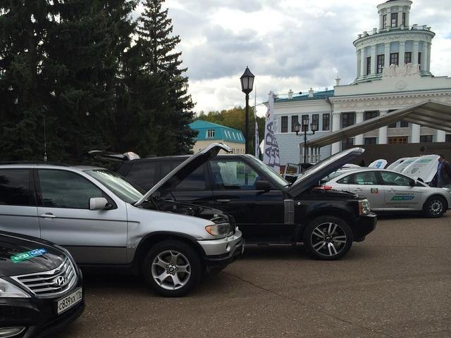 выставка, Нефть. Газ. Нефтехимия, Казань, 2015