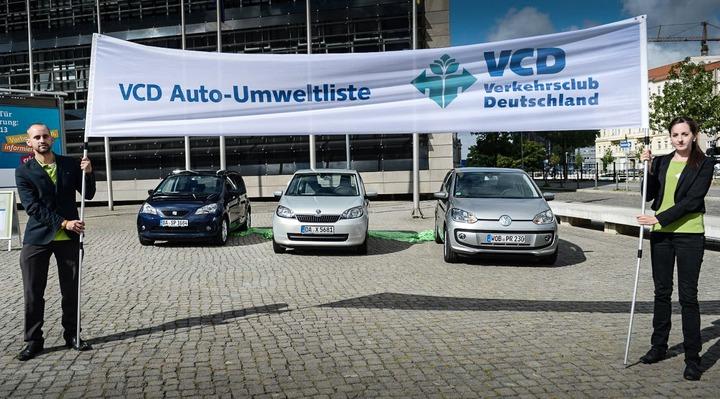 Автомобили на метане: Seat Mii EcoFuel, Škoda Citigo CNG Green tec и Volkswagen eco up!