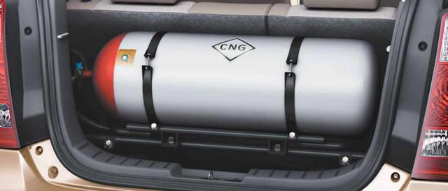 метановый баллон, Avance WagonR Green CNG
