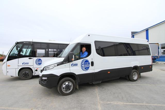 микроавтобусы на природном газе, Bravis и Iveco, Автопробег Газ в моторы!