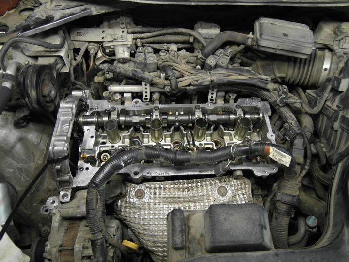 Двигатель QR25DE, Nissan Teana L33