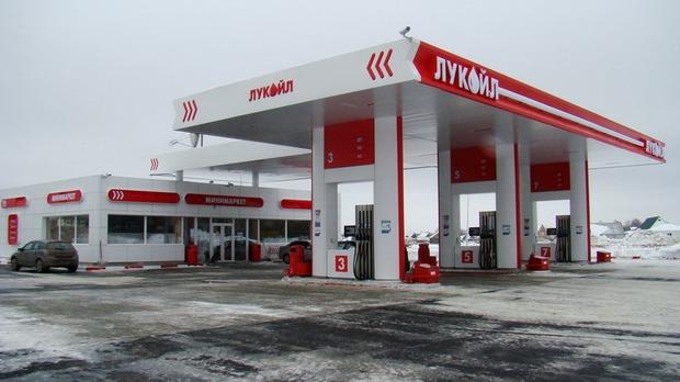 запрвка Лукойл, цены на бензин в 2016 году вырастут на 10%