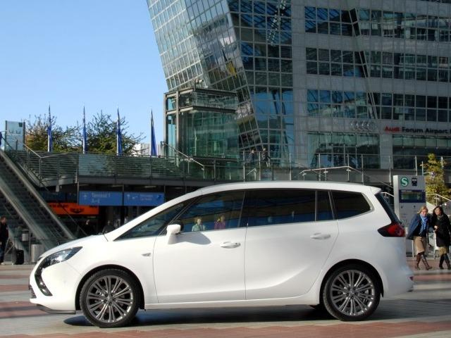 Opel Zafira Tourer 2016 CNG