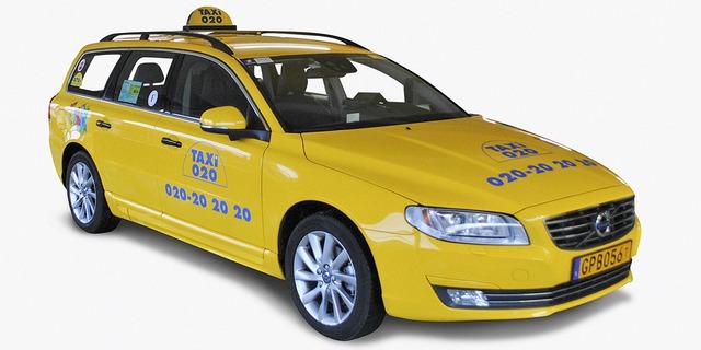битопливное такси Volvo V70