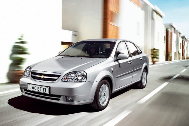 Chevrolet lacetti 1,8 cng