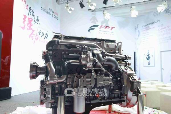 двигатель Cursor 9 CNG на природном газе, метане