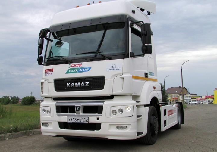 газодизельный КАМАЗ 5940 ddf