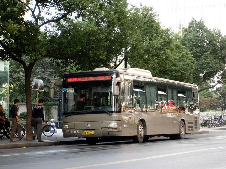 Ханчжоу, автобус Ютонг