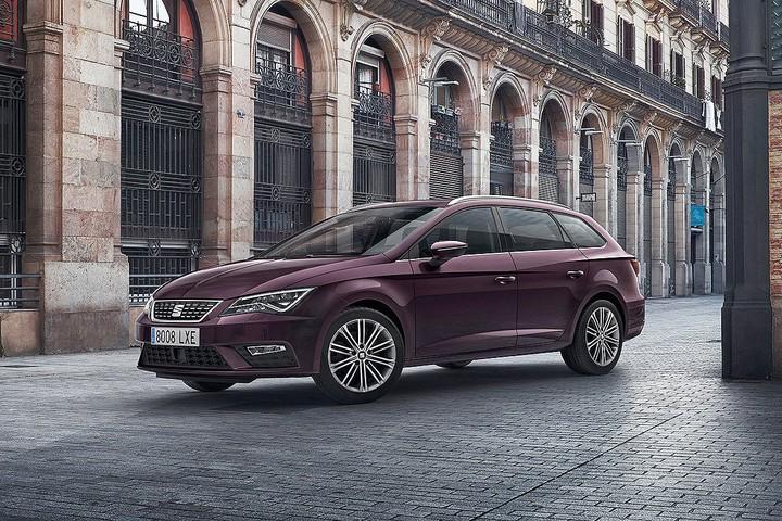 Новая модель New SEAT Leon 2017 с метановой опцией