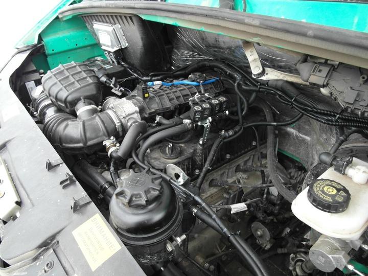 ГБО 4 поколения, автомобиль Газель