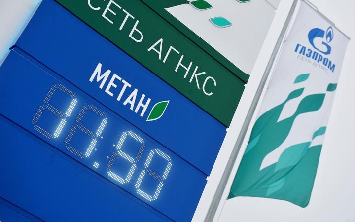 Газпром отправил в правительстве предложение об обязательном переводе автопарков на метан