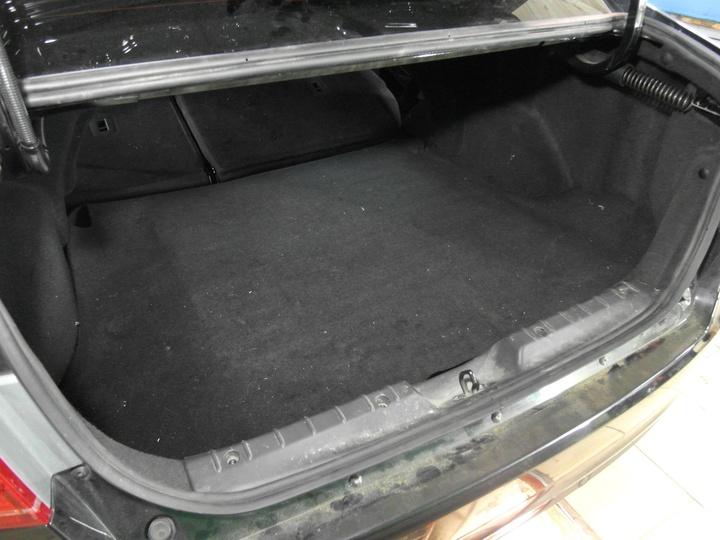 багажник с установленными баллонами, Lada Vesta CNG