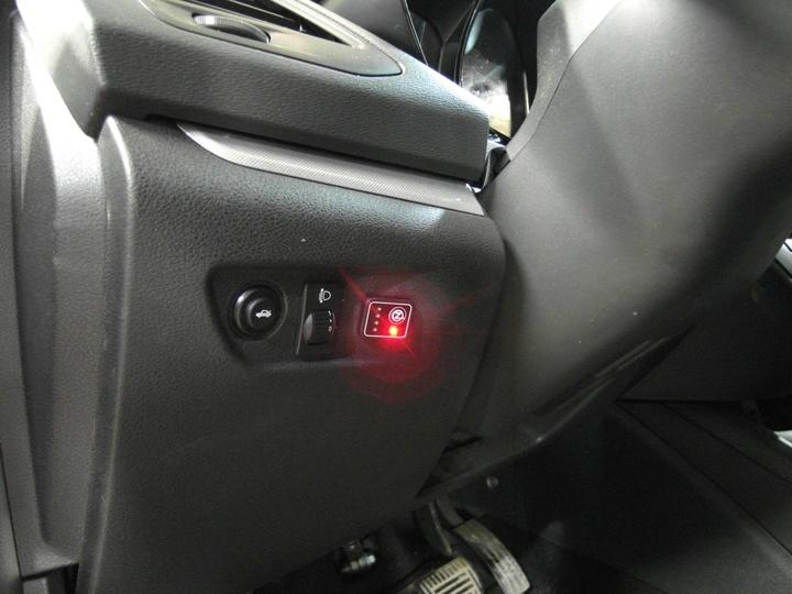 кнопка Zavoli, Lada Vesta CNG