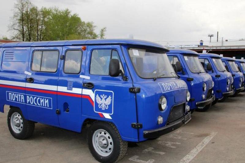 Почта России переведет свой автопарк на природный газ