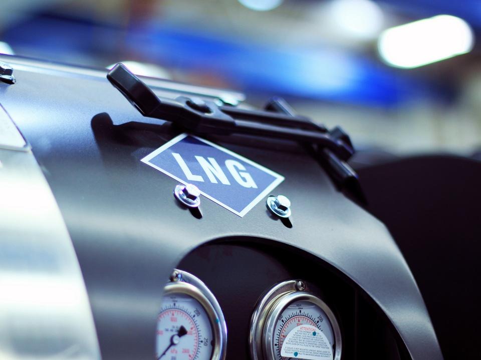 Автопробег Голубой коридор 2017 посвящен сжиженному природному газу