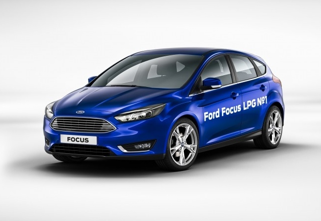 названы сроки выхода Ford Focus LPG 2017