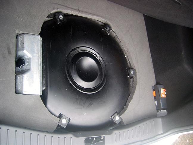 газовый баллон 40 литров, пропан, Ford Focus LPG
