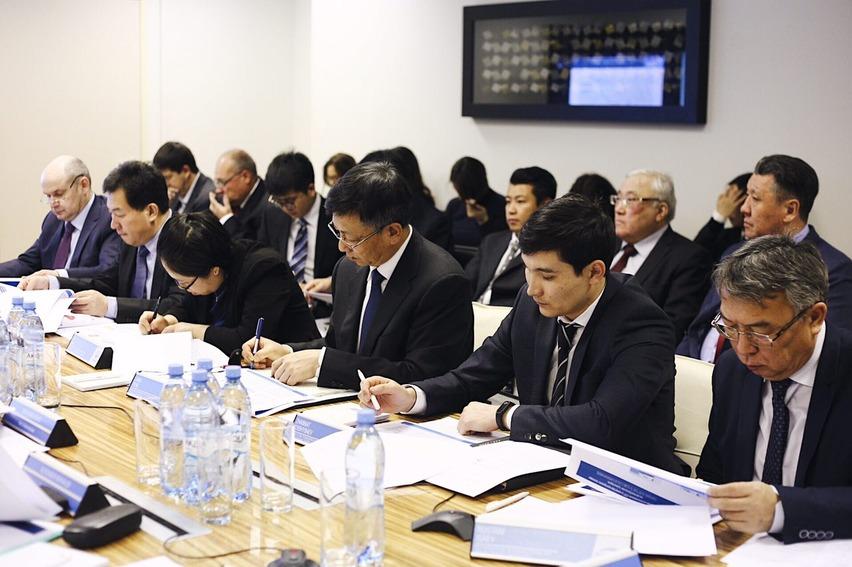 заседание в Газпроме