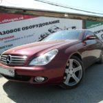 Mercedes-Benz CLS 500 (W219)