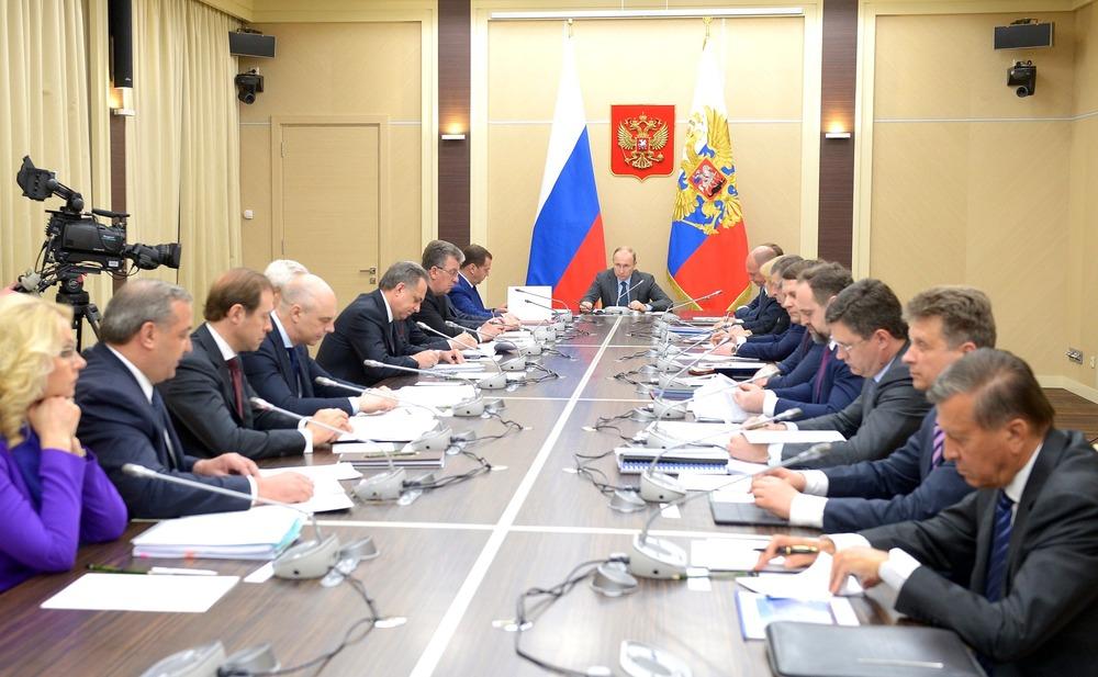 совещание Правительства 18 апреля 2018 по газомоторной программе