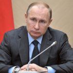 Путин провел совещание по вопросу расширения использования газа в качестве моторного топлива