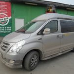 Webasto Air Top 2000 STC на Hyundai Grand Starex