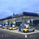 Московское такси переходит на метан