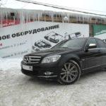 Mercedes-Benz C280 (W204)