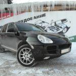 Porsche Cayenne S (9PA)