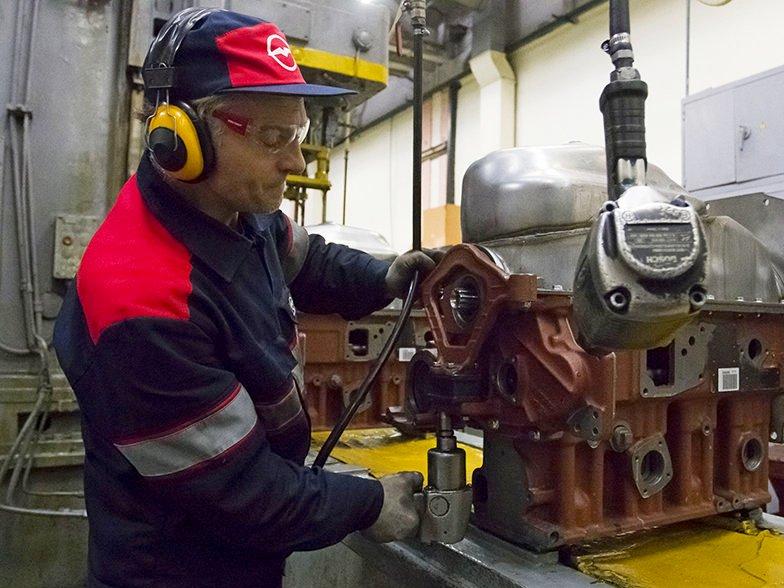 Минский Моторный Завод будет производить газовые двигатели