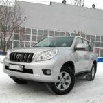 Газодизель Toyota Land Cruiser Prado J150