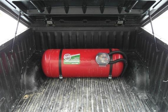 газовый баллон цилиндр 130 литров
