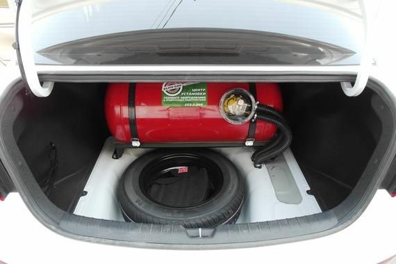 газовый баллон цилиндр 80 литров