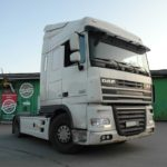 Газодизель на DAF FT XF 105.460