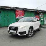 Hydronic S3 B4E на Audi Q3