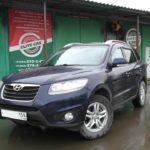 Hyundai Santa Fe CM 2.4